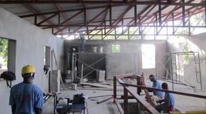 Delmas 29 - A Mini Production Facility - In Progress