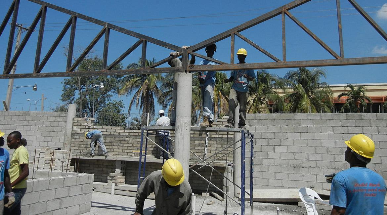 Gheschio - Construction by YCF