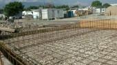 Minustah - Rebar Work Prior to Concrete for Generator Pad