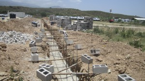 Minustah - Wall Construction