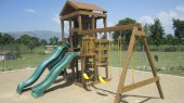 Mirbalais - Ecole de Choix Playground