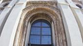Miragoane Church entrance after renovation