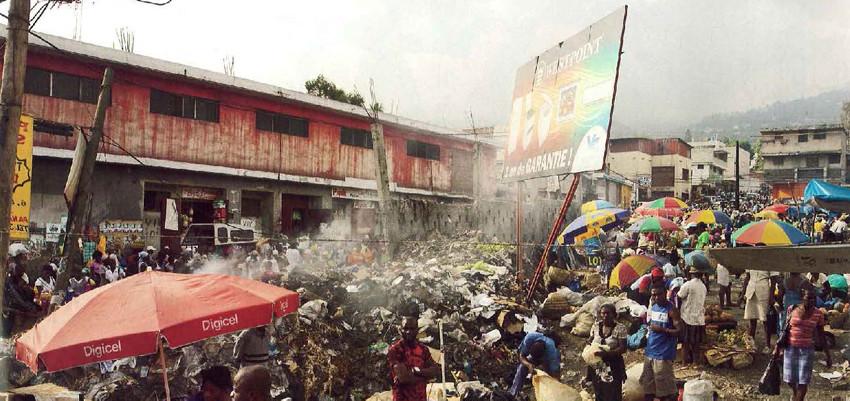 Rebuilding Haiti